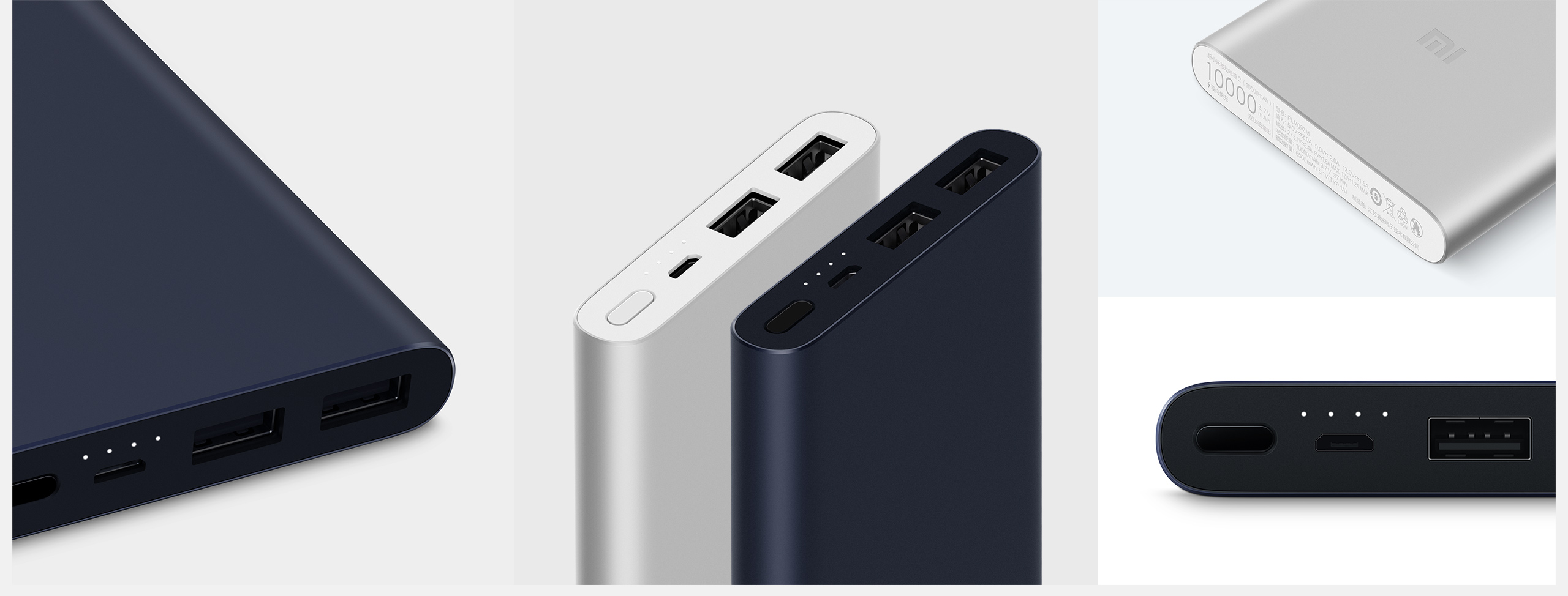 Xiaomi 10000mAh Power Bank 2S 2